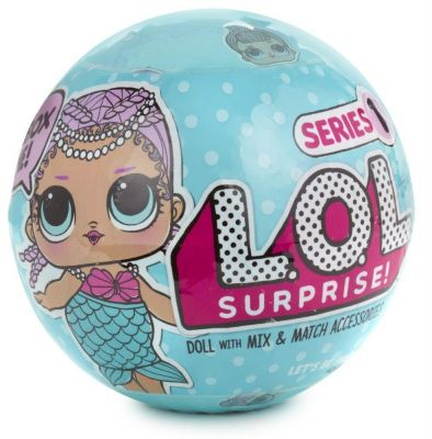 L.O.L. Surprise! Ultimate Collection Merbaby