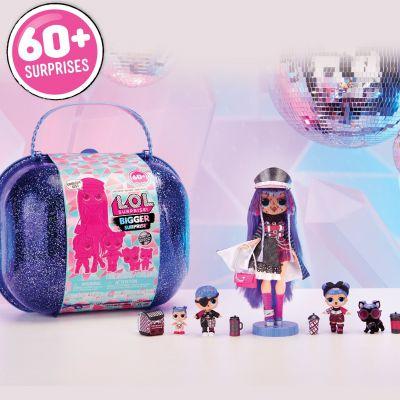 L.O.L. Surprise! Winter Disco Bigger Surprise with 5 Exclusive Dolls and 60+ Surprises