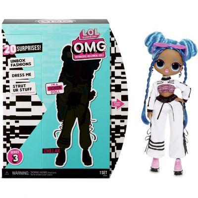 L.O.L. Surprise! O.M.G. Chillax Fashion Doll