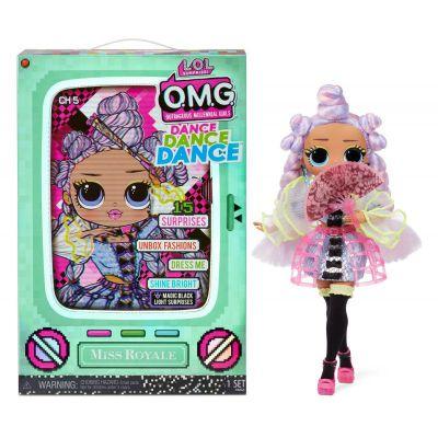 L.O.L. Surprise! O.M.G. Dance Dance Dance Miss Royale