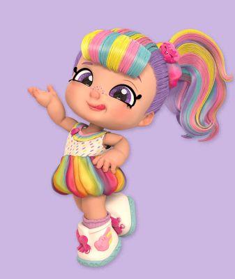 Kindi Kids Rainbow Kate