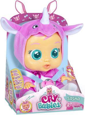 CRY BABIES MAGIC TEARS SASHA