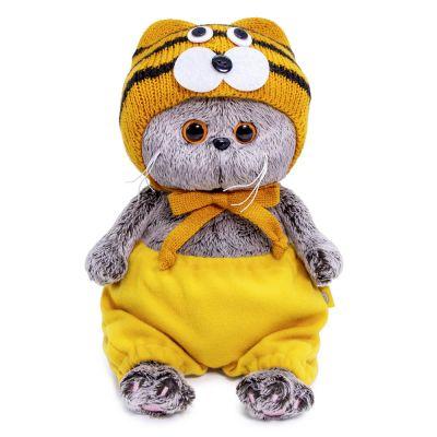 Beebi Basik tiigri mütsis