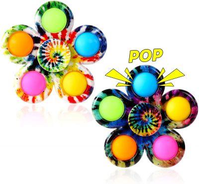 Push Bubble Fidget Pop IT Spinner