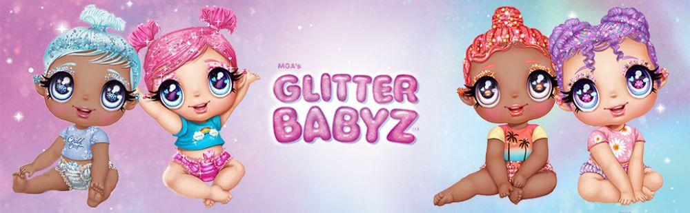 Glitter Babyz MGA
