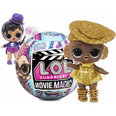 L.O.L. Surprise! Movie Magic Dolls with 10 Surprises