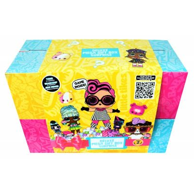 Deluxe Mega Gift Box Surprise – Mystery Gift Box with 35+ Surprises