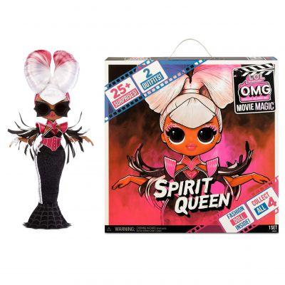 L.O.L. Surprise! OMG Movie Magic Spirit Queen Fashion Doll with 25 Surprises